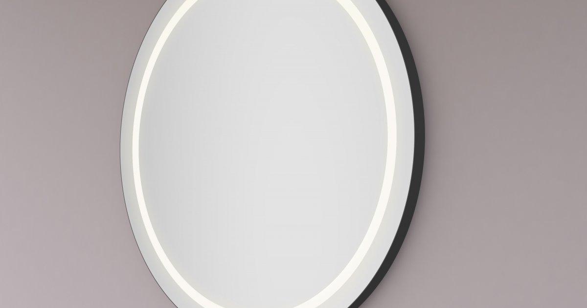 Spiegel Rond Zwart : Spiegel rond zwart fabulous spiegel rond zwart with spiegel rond